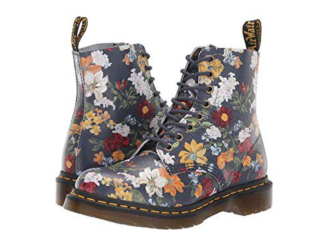 Dr. Martens 1460 Pascal Darcy Floral at Zappos.com
