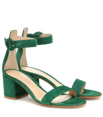 Versillia 60 suede sandals