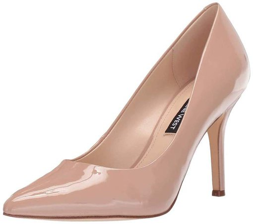 Womens Flax Pump Barely Nude 6.5 M