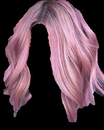 Ashy Pink Hair 1