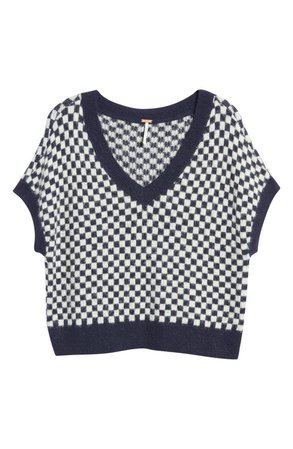 Through the Motions Short Sleeve Sweater   Nordstrom
