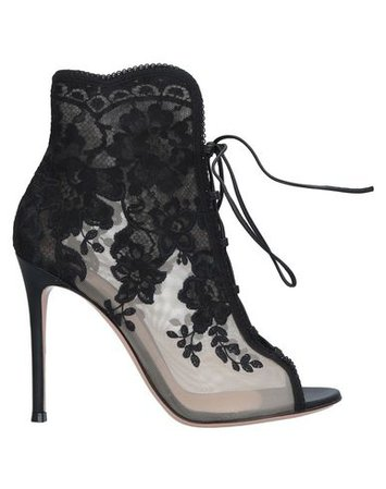 Gianvito Rossi Ankle Boot - Women Gianvito Rossi Ankle Boots online on YOOX Argentina - 11682877DQ