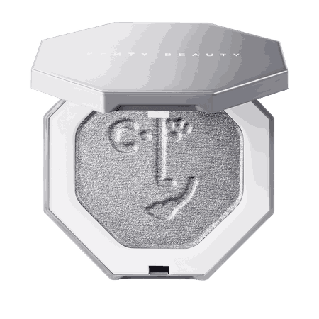 Fenty Beauty Silver Eye Shadow