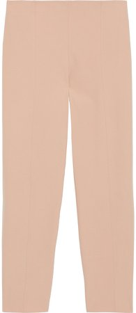 Cosso Cropped Stretch-twill Slim-leg Pants