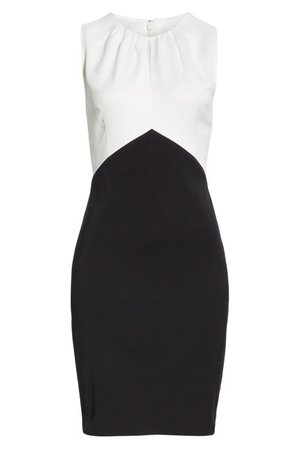 Ted Baker London | Zamelid Mock 2-Piece Sheath Dress | Nordstrom Rack