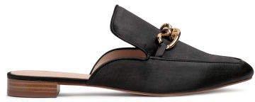 Slip-on loafers - Black