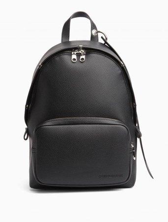 Black Banner Backpack   Bags   Calvin Klein