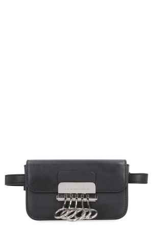 Dsquared2 Key Leather Belt Bag