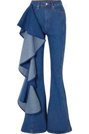 Ellery | Presentism high-rise flared jeans | NET-A-PORTER.COM