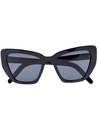 Prada Eyewear cat-eye Frame Sunglasses - Farfetch