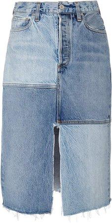 Agolde Issa Skirt