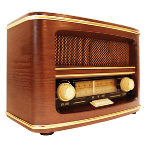 GPO Winchester Retro Old Fashioned Vintage Style 1950s MW/FM Radio in Wood Case 5060237570504 | eBay