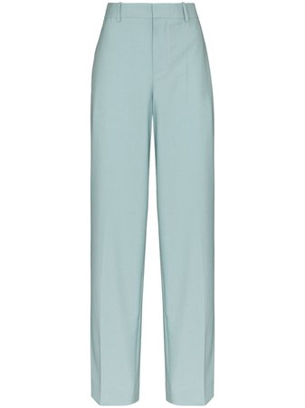 Givenchy, tailored wide-leg trousers
