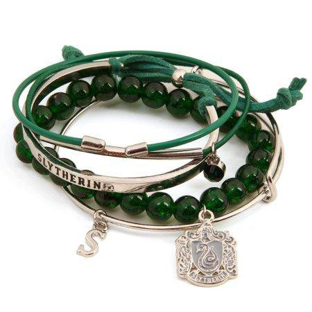 Slytherin Bracelet Set Style 1 – Gaming Outfitters
