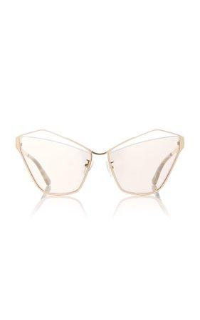 MCQ Sunglasses Iconic Cat Eye Sunglasses