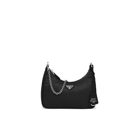 Prada Re-Edition 2005 nylon shoulder bag | Prada - 1BH204_064_F0002_V_I1L