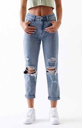 PacSun Medium Mom Jeans   PacSun
