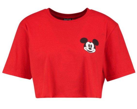 Mickey crop