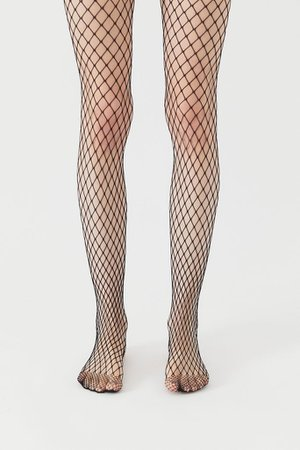Essential Fishnet Tight | Urban Outfitters