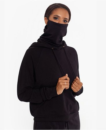 BAM by Betsy & Adam Hoodie with Built-In Mask, Created for Macy's & Reviews - Jackets & Blazers - Women - Macy's
