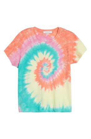 Daydreamer Tie Dye Tour T-Shirt | Nordstrom