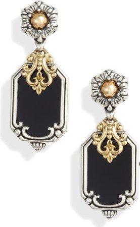 Konstantino Calypso Shield Drop Earrings | Nordstrom