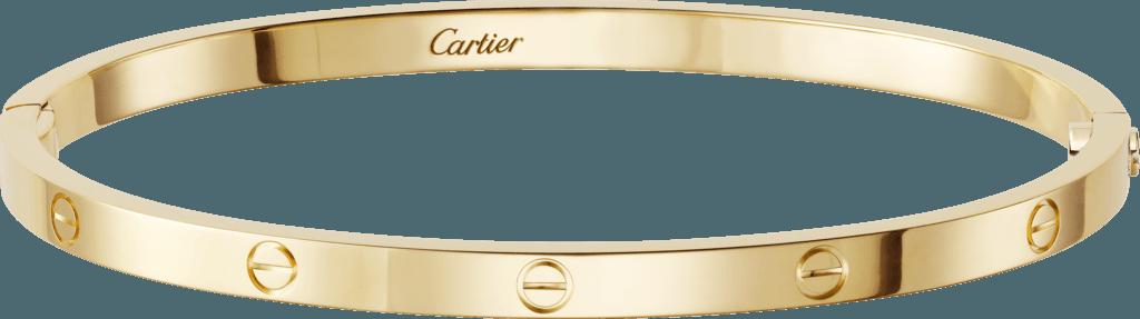 CRB6047517 - LOVE bracelet, SM - Yellow gold - Cartier