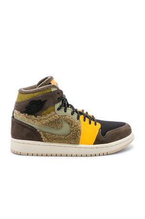AJ 1 High Premium Sneaker