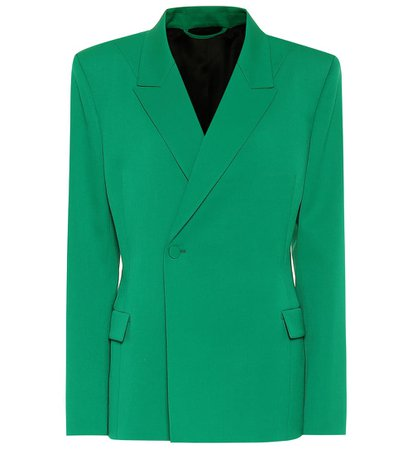 Stretch-Wool Blazer | Balenciaga - Mytheresa