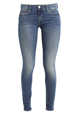 Tommy Jeans MID RISE SKINNY NORA - Jeans Skinny Fit