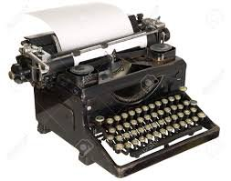 black typewriter - Google Search
