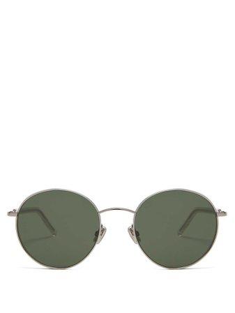 DiorEdgy round-frame sunglasses | Dior Homme Sunglasses | MATCHESFASHION.COM FR