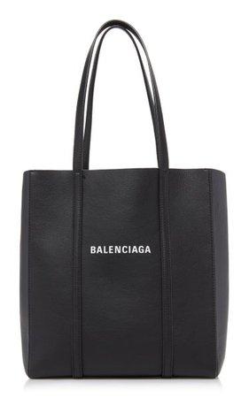 Everyday Leather Tote By Balenciaga   Moda Operandi