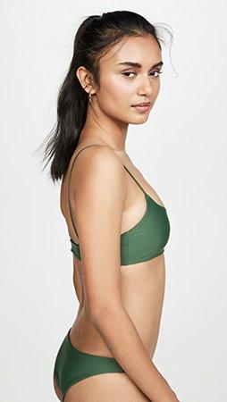 JADE Swim Muse Scoop Bikini Top   SHOPBOP
