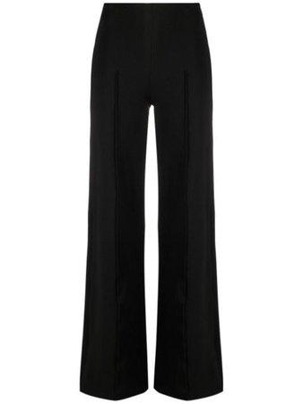 Shop AZ FACTORY SuperTech-SuperChic wide-leg trousers with Express Delivery - FARFETCH