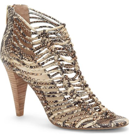 Vince Camuto Alsandra Strappy Cage Sandal (Women) | Nordstrom