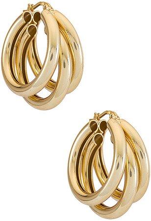 Electric Picks Jewelry Nirvana Earrings