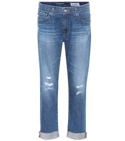 The Ex-Boyfriend slim-fit jeans