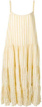 Margot striped dress