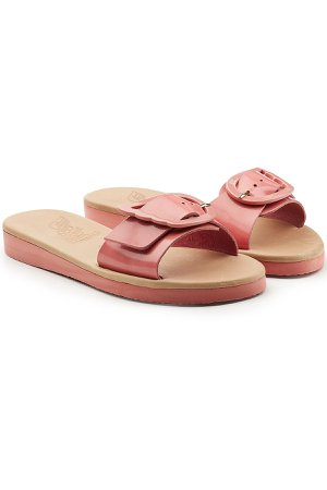 Aglaia Leather Sandals Gr. IT 38