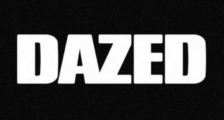DAZED Magazine Logo