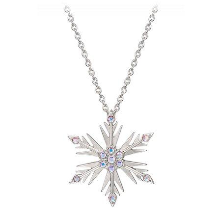 Frozen 2 Crystal Snowflake pendant by RockLove | shopDisney