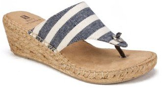 Women's Beachball Espadrille Wedge Sandal