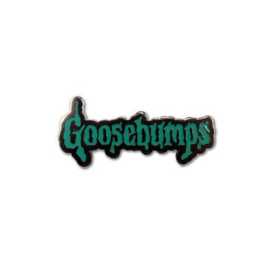 Goosebumps® Logo Enamel Pin - Creepy Co.