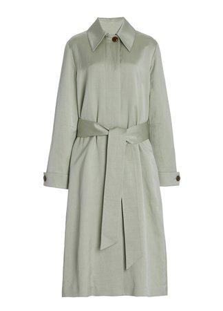 Belted Long Coat for Women | Vince