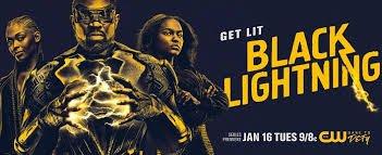 black lightening poster - Google Search