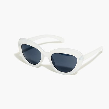 J.Crew Factory: Retro cat-eye sunglasses