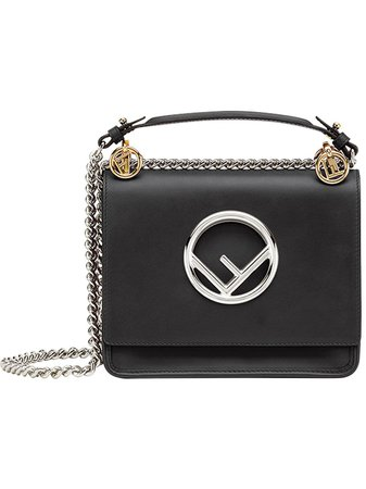 Fendi Century Kan I Shoulder Bag Ss20 | Farfetch.com