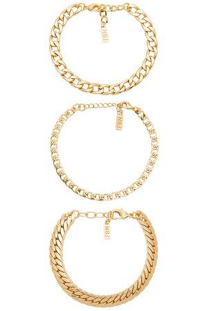 Tre Catena Bracelet
