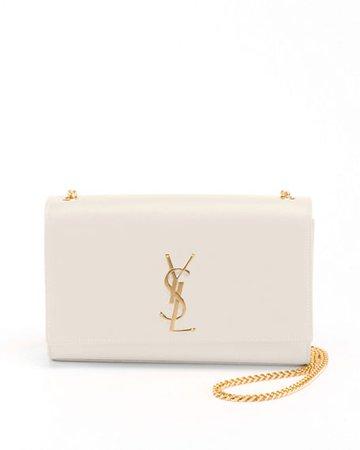 Saint Laurent Monogram YSL Medium Chain Shoulder Bag | Neiman Marcus